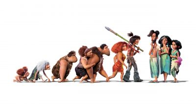 The Croods: A New Age, Animation, The Croods 2, 2020 Movies