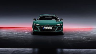 Audi R8 Green Hell, Limited edition, Supercars, 2021, 5K