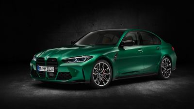 BMW M3 Competition, 2020