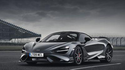 McLaren 765LT, Supercars, 2021, 5K