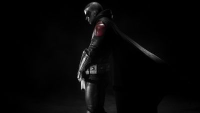 Robin, DC Comics, DC Superheroes, Black background