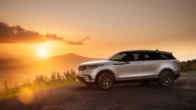 Range Rover Velar R-Dynamic, Luxury SUV, 2020, 5K
