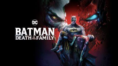 Batman: Death in the Family, Batman, Robin, Animation, DC Comics, 2020