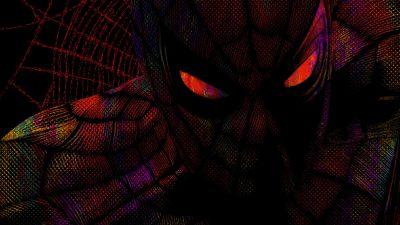 Spider-Man, Fan Art, Dark, Marvel Superheroes, Marvel Comics