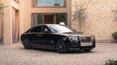 Rolls-Royce Ghost EWB, 2020, 5K