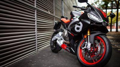 Aprilia RS 660, Sports bikes, 2021, 5K