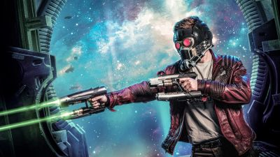 Star-Lord, Guardians of the Galaxy, Cosplay, Marvel Superheroes