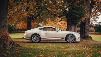 Bentley Continental GT Mulliner, 2020, 5K, 8K