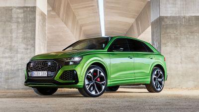 Audi RS Q8, 2020, 5K