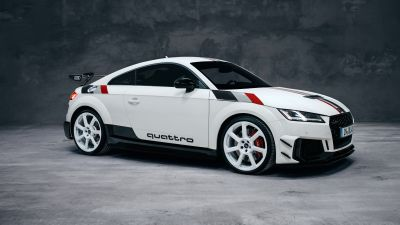 Audi TT RS Coupé 40 Jahre quattro, Limited edition, 2020, 5K