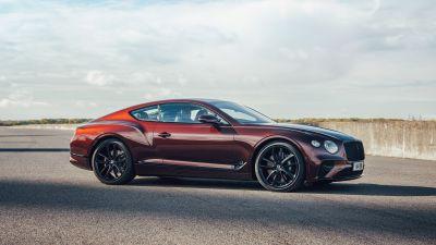 Bentley Continental GT, 5K