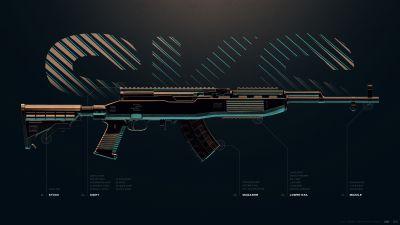 SKS, DMR, Designated Marksman Rifle, PUBG MOBILE, PlayerUnknown's Battlegrounds