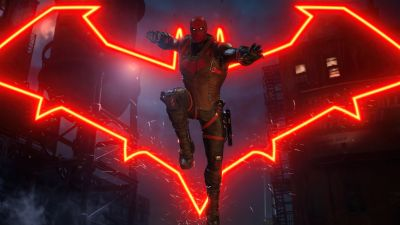 Red Hood, Gotham Knights, 2021 Games, PlayStation 5, PlayStation 4, Xbox Series X/S, Xbox One, PC Games