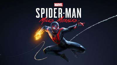 Marvel's Spider-Man: Miles Morales, PlayStation 5, 2020 Games