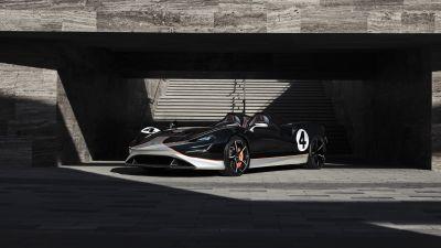 McLaren Elva M1A Theme, 2021, 5K, 8K