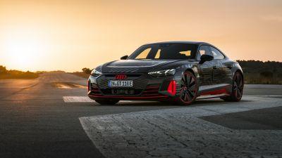 Audi RS e-tron GT Prototype, 2021, 5K, 8K