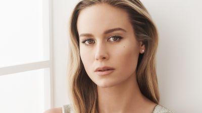 Brie Larson, American actress, Portrait