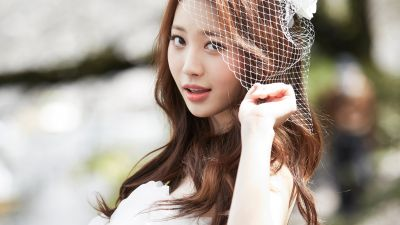 Yura, Korean singer, K-Pop singer, Actress, Asian Girl, South Korean