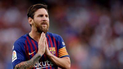 Lionel Messi, Football player, Argentinian, Praying Hands, Footballer