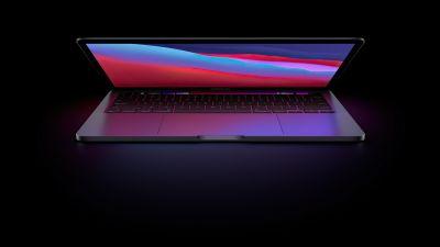 MacBook Pro, Apple Event, 2020, Dark background