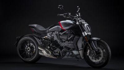 Ducati XDiavel Black Star, 2021, 5K