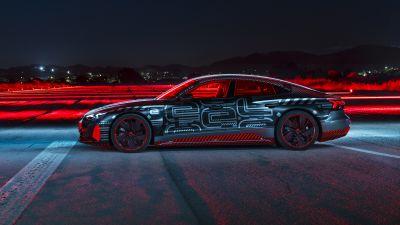 Audi RS e-tron GT, Prototype, 2021, 5K