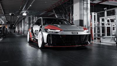 Audi RS6 GTO Concept, Race cars, Concept cars, 2021