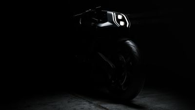 Arc Vector, Electric bikes, Future bikes, Prototype, Dark background, 5K, 8K