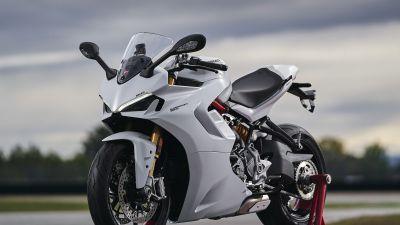 Ducati SuperSport 950, Sports bikes, 2021