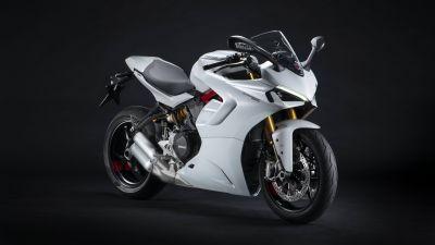 Ducati SuperSport 950, Sports bikes, 2021, 5K, 8K