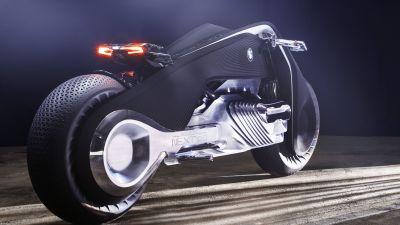 BMW Motorrad VISION NEXT 100, Future bikes, Electric bikes