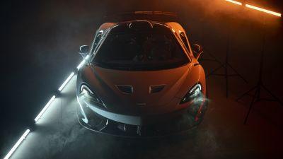 McLaren 620R, Novitec, 2021, 5K, 8K