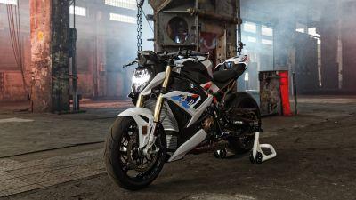 BMW S1000R, Superbikes, 2021, 5K