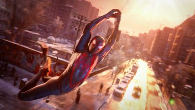 Marvel's Spider-Man: Miles Morales, Gameplay, PlayStation 5, 2020 Games