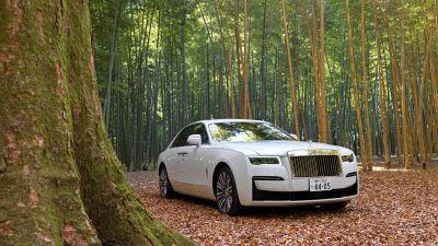 Rolls-Royce Ghost, 2021, 5K