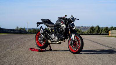 Ducati Monster, 2021, 5K