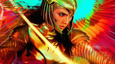 Wonder Woman 1984, 2020 Movies, Gal Gadot, DC Comics
