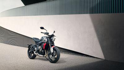 Triumph Trident 660, Urban roadster, 2021