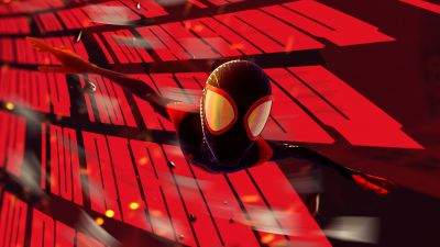 Marvel's Spider-Man: Miles Morales, I'm Ready, PlayStation 5, 2020 Games