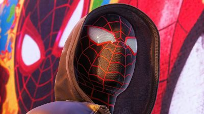 Marvel's Spider-Man: Miles Morales, 2020 Games, PlayStation 5