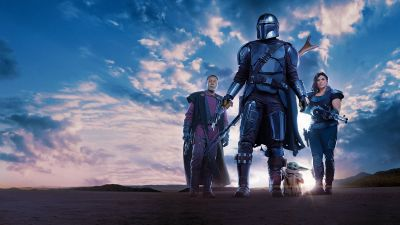 The Mandalorian, Season 2, Gina Carano, Cara Dune, Baby Yoda, TV series, 2020