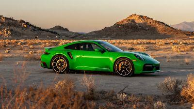 Porsche 911 Turbo S, 2021