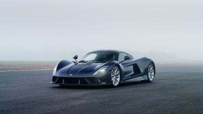 Hennessey Venom F5, Sports cars, 2021, 5K