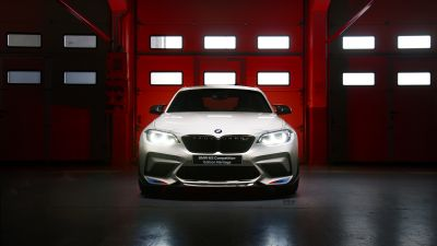 BMW M2 Competition, Heritage Edition, 2019, 5K