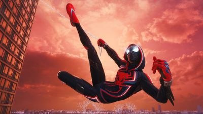 Marvel's Spider-Man: Miles Morales, PlayStation 4, PlayStation 5