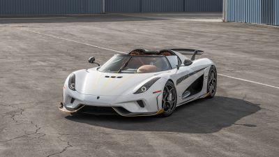 Koenigsegg Regera, Plug-In Hybrid, Sports cars