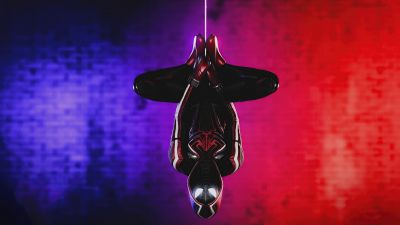 Marvel's Spider-Man: Miles Morales, Marvel Superheroes, PlayStation 4, PlayStation 5