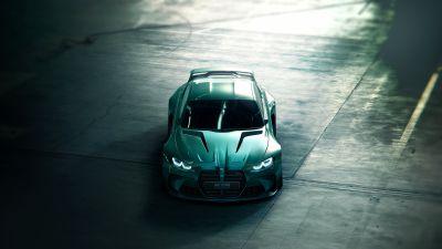 BMW Vision Gran Turismo, Concept cars, CGI