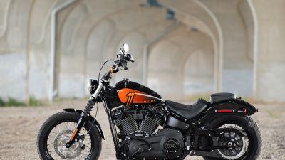 Harley-Davidson Street Bob 114, 2021