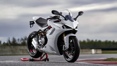 Ducati SuperSport 950 S, Sports bikes, 2021